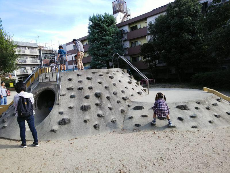京都市中京区の三条大宮公園