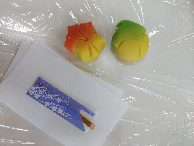 京都市上京区での和菓子作り