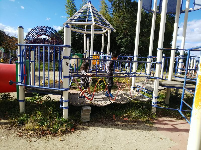 京田辺市の田辺公園